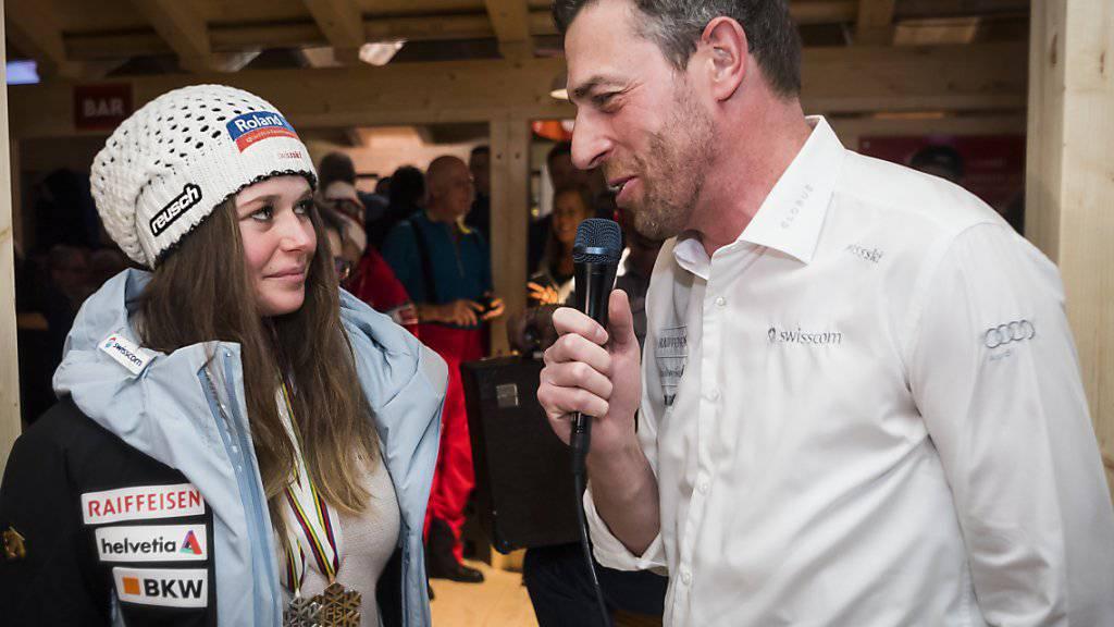 Markus Wolf verlässt Swiss-Ski nach sechs Jahren