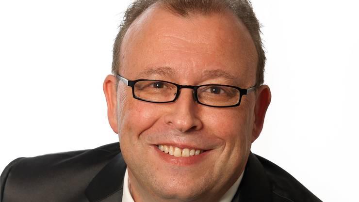 Will im März 2018 Stadtrat in Dietikon werden: Martin Romer. zvg