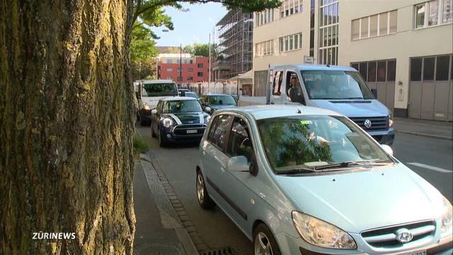 Projektverzögerung an Bellerivestrasse