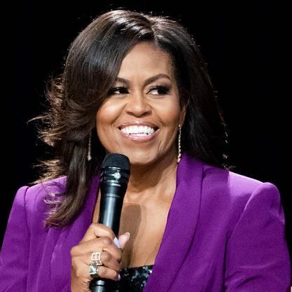 Michelle Obama, Autorin und erste schwarze First Lady der USA