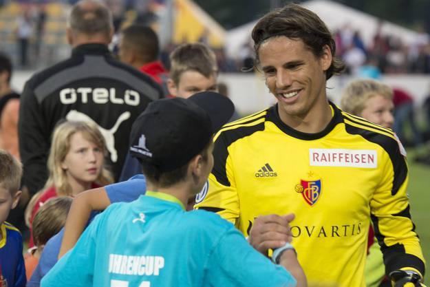 Yann Sommer. Bleibt er dem FCB erhalten?