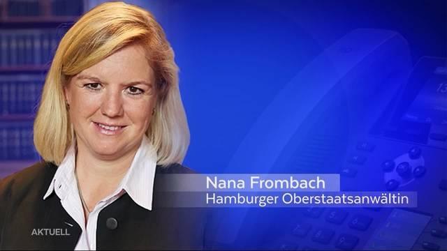 Die Hamburger Oberstaatsanwältin Nana Frombach und Rechtsanwalt Martino Locher über den Fall des Aargauer G20-Chaoten