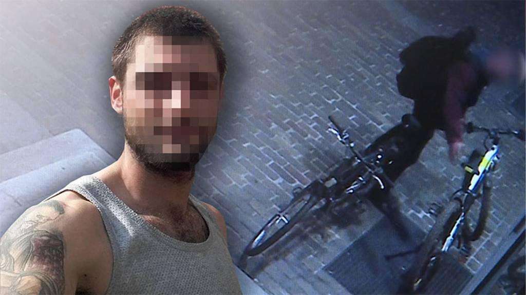 Velodieb dank Kommissar Facebook hinter Gittern
