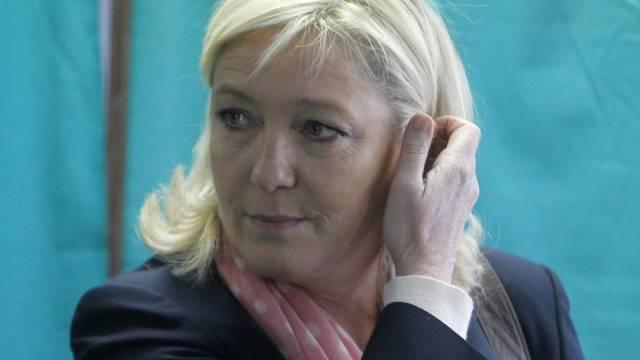 "Will den Elysée-Palast ""erstürmen"": Marine Le Pen"
