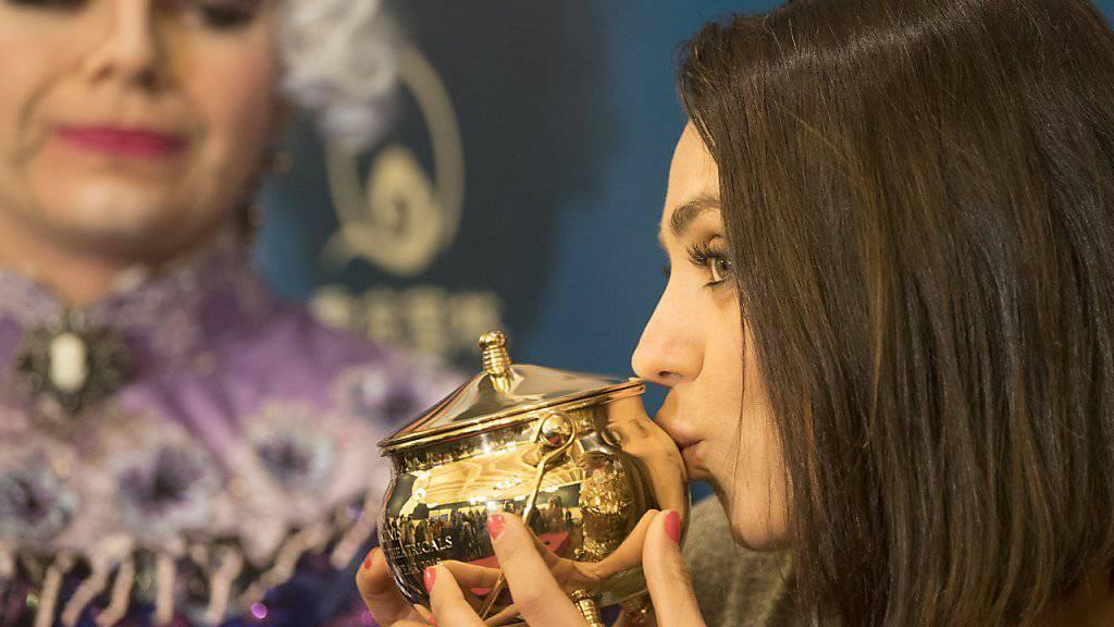 «Hasty Pudding»-Preis für Mila Kunis
