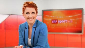 Steffi Buchli wechselt zum Sender MySports von UPC.