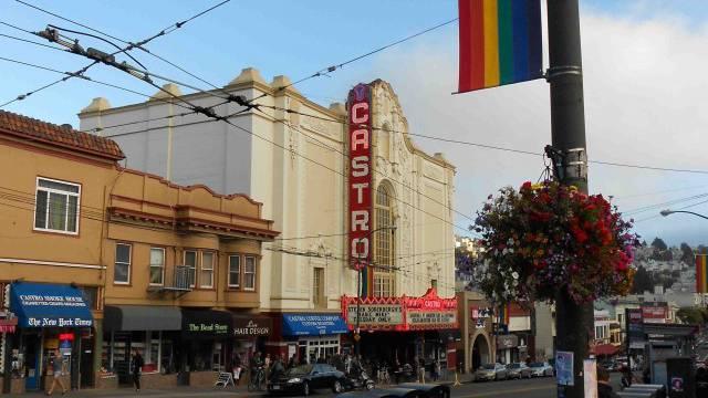 Castro - das Zentrum der Schwulen und Lesben San Franciscos / Benjamin Weinmann