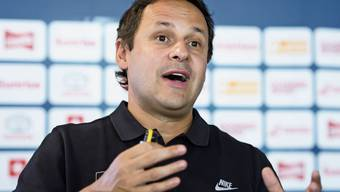 Ralph Stöckli, Chef der Olympischen Missionen.