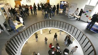 Die Universität Basel soll sich im internationalen Wettbewerb in den vorderen Rängen einreihen. (Bild: niz)