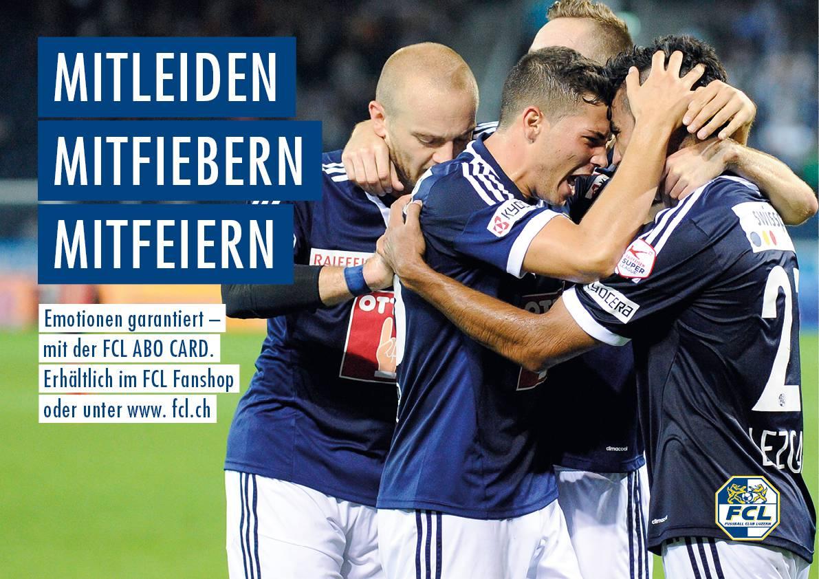 Der FC Luzern startet am 18. Juli in die neue Saison in der Super League.