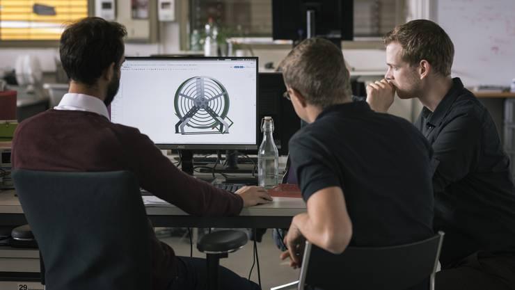 Der Bund hilft von der Coronakrise gebeutelten Start-ups mit einem eigenen Unterstützungsprogramm. (Symbolbild)
