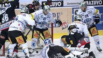 Am Ende musste Zug gegen Fribourg doch als Verlierer vom Eis