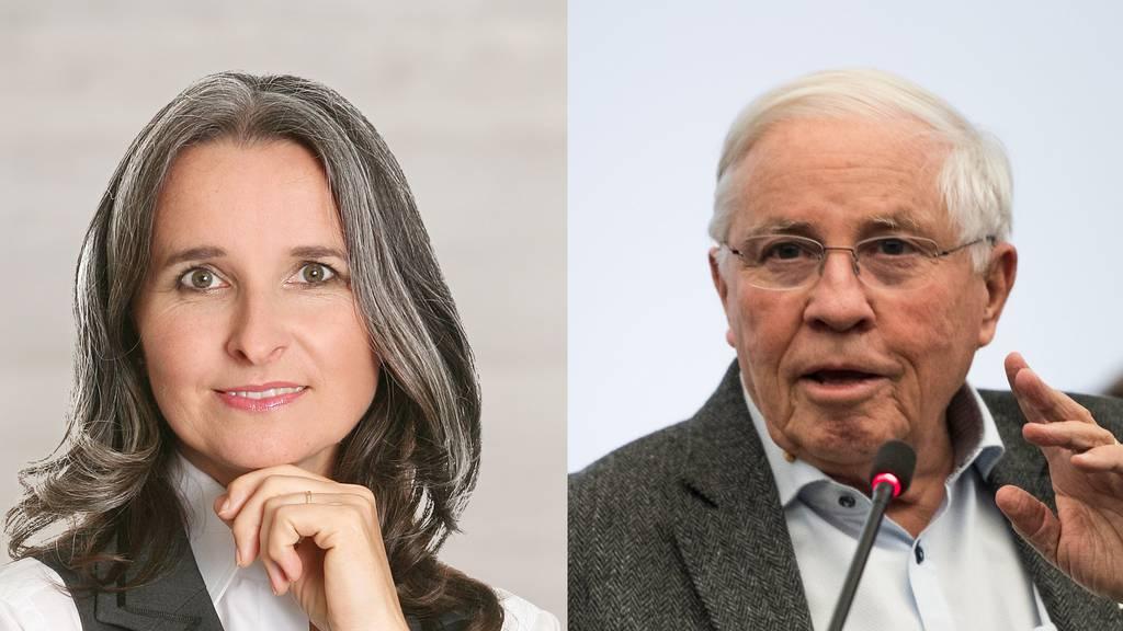 Blocher verteidigt harten Kurs – Widerhall für Estermanns Kritik
