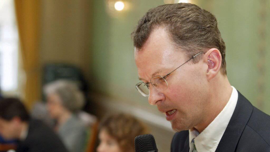 Der Bioethiker und Philosoph Christoph Rehmann-Sutter empfiehlt ungeimpften Personen, freiwillig auf Restaurantbesuche zu verzichten. (Archivbild)