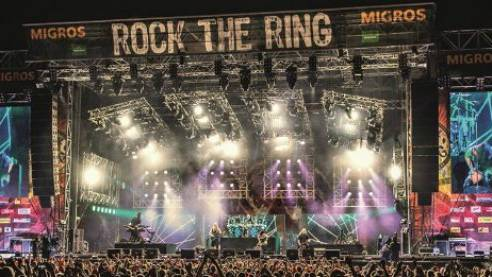 Rock the Ring 2018 in Hinwil