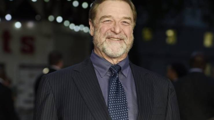 Respekt! John Goodman hat ganz schön abgespeckt (Archiv 8.10.15)