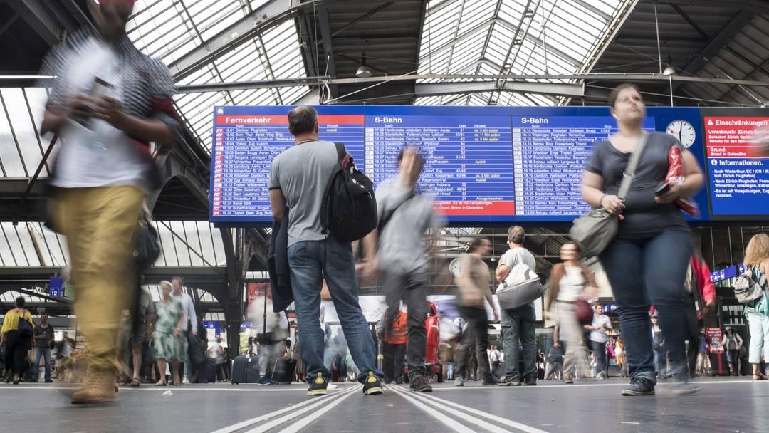 Chaos im Bahnverkehr: Hier passierte der Kabelbrand