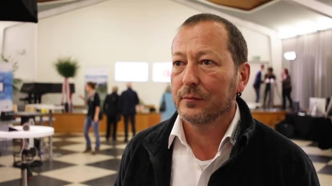 «Es ist schwer zu erklären» – Hardy Jäggi, Vize-Präsident SP Kanton Solothurn, über die Verluste seiner Partei