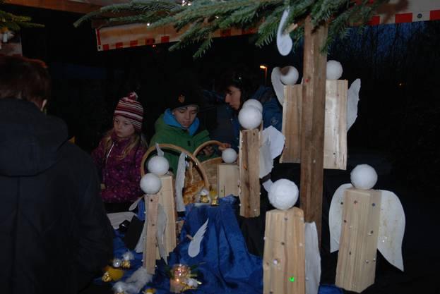 Kaisten Weihnachtsmarkt