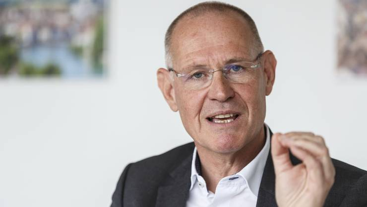 Anwärter: Stefan Nünlist, FDP.