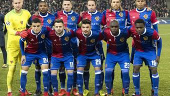 Marktwert FC Basel-Spieler