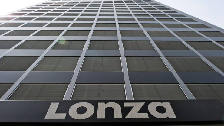 Lonza-Tower in Basel