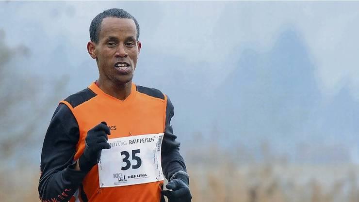 Ogubit Berhane will sich in seiner Wahlheimat – sprich: am Basler Stadtlauf – von seiner schnellsten Seite zeigen.