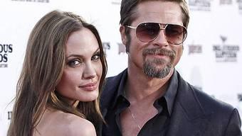 Schauspieler-Ehepaar Jolie und Pitt (Archiv)