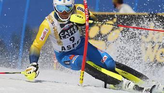 André Myhrer überrascht in Aspen