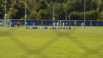 Das verbotene Spiel zwischen dem FC Basel und Sforzas Wohlen