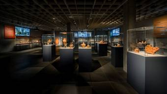 Neu geordnet: die 220 Kunstwerke der orientalischen Abteilung.
