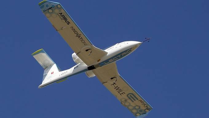 Am Wochenende flogen Elektroflugzeuge über Grenchen. (Symbolbild)