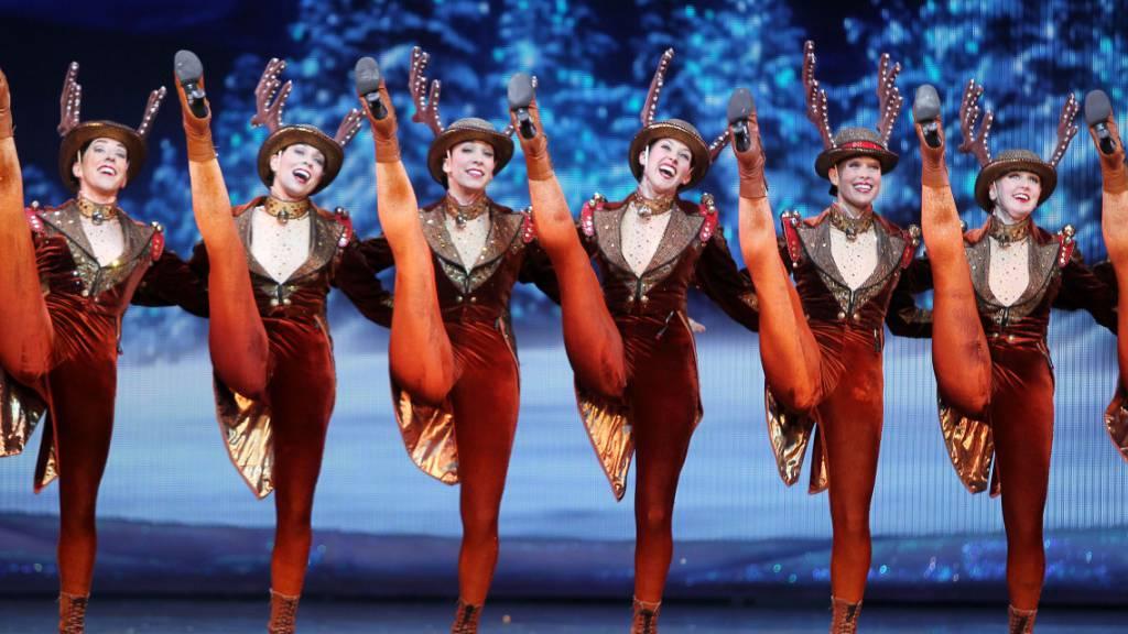 Weihnachts-Show der New Yorker «Rockettes» ist zurück