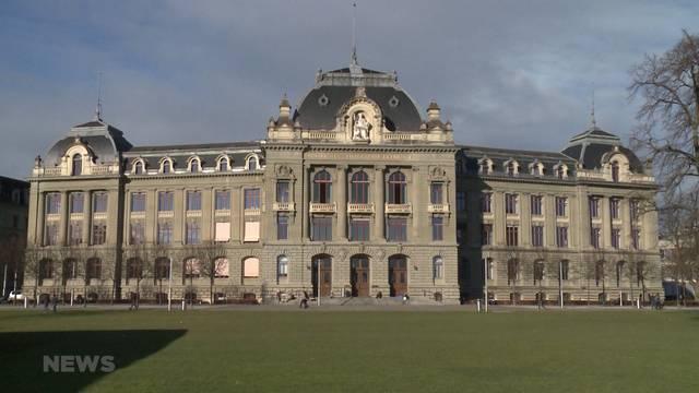 Riesige Prüfungspanne an der Uni Bern