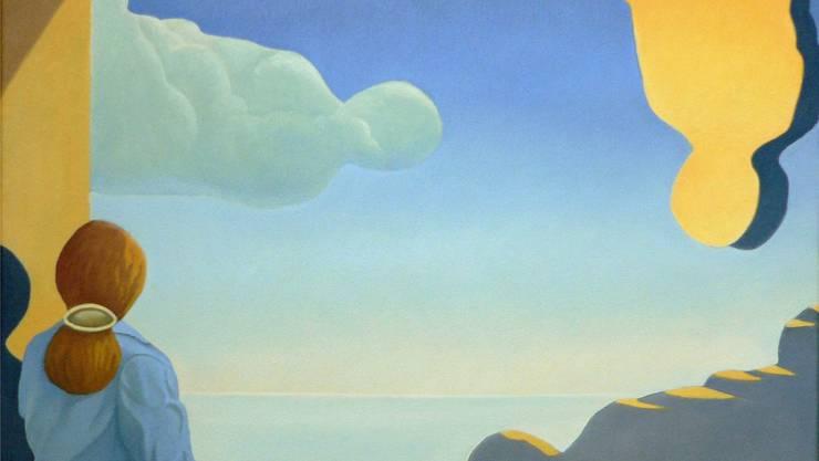 Eines der Werke von Hans Rudolf Roth.