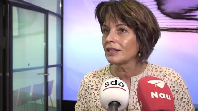 Doris Leuthard zum Postautoskandal: «Vertrauen ist gut, Kontrolle ist besser»