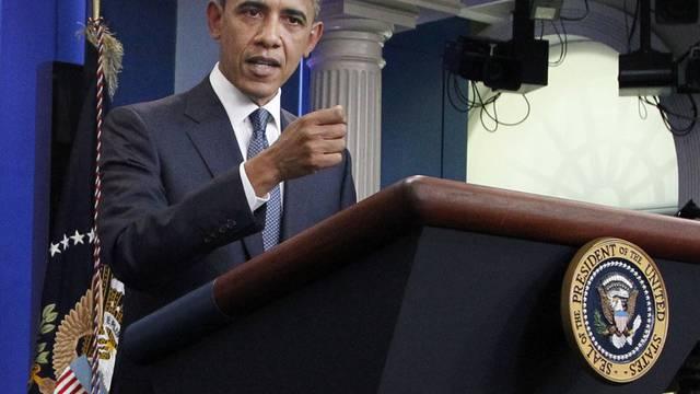 Runter mit den Schulden: Obama fordert von den Senatoren, das Staatsdefizit zu verringern