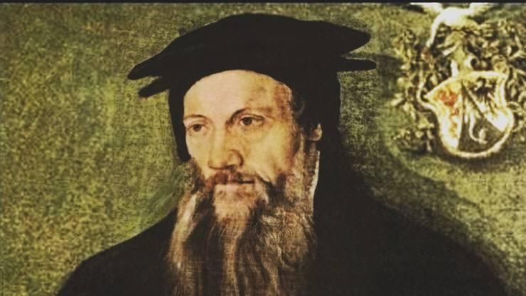 Conrad Gessner (1516-1556).