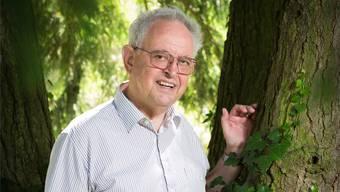 Rudolf Rieder feiert sein Goldenes Priesterjubiläum.Pascal Meier