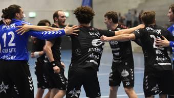 Zweites Aargauer Derby der Saison: Der TV Endingen empfängt den HSC Suhr Aarau (11. November 2020)