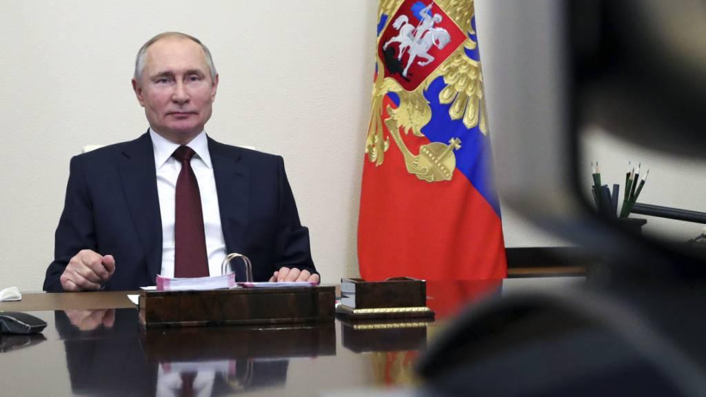 Putin warnt Ausland vor Einmischung in Duma-Wahl