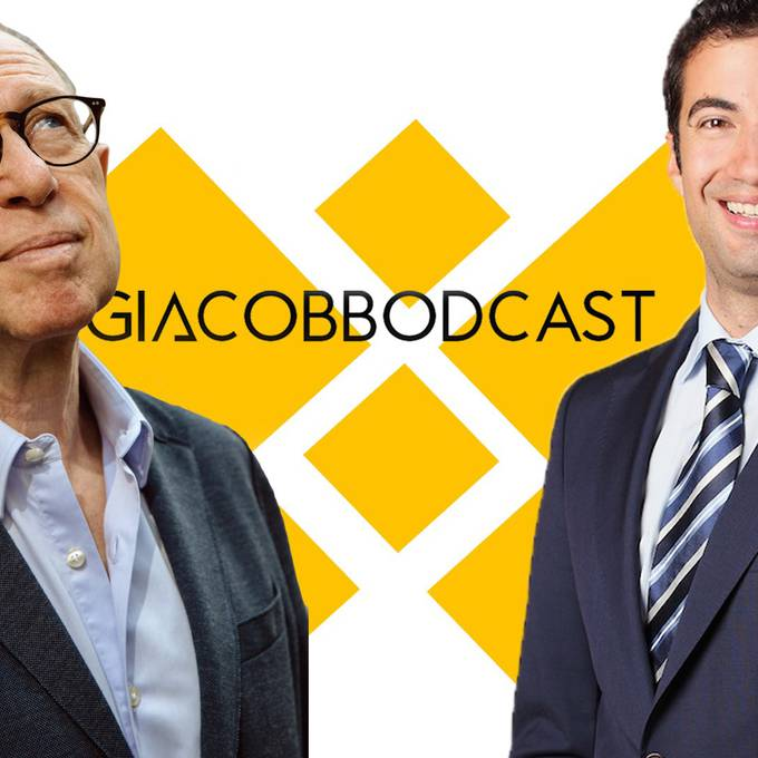 Giacobbodcast mit FDP Ständerat Andrea Caroni