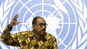 Der Chef der Anti-Aids-Organisation der Vereinten Nationen (UNAIDS), Michel Sidibé, fordert mehr Einsatz im Kampf gegen Aids.