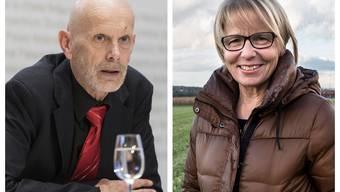Marianne Hollinger plant ihre Abschieds-Gemeindeversammlung open-air auf einem Fussballplatz – für Daniel Koch vom Bundesamt für Gesundheit ist das grundsätzlich in Ordnung.