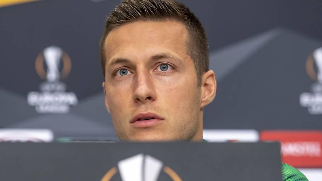 Der erste FCB-Gegner Krasnodar ist stark, aber wenig attraktiv: Coach Uros Spajic am Mittwoch in Basel