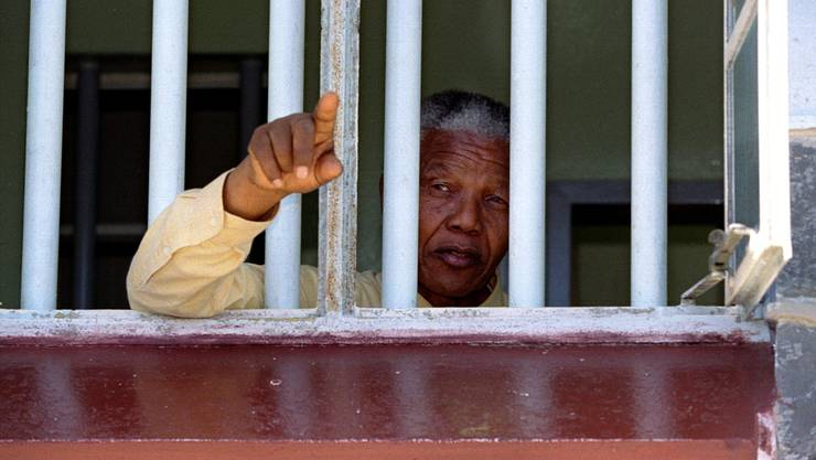 Widerstandsfähige Menschen wie Nelson Mandela sind nicht unverwundbar – aber sie rappeln sich rasch wieder auf.