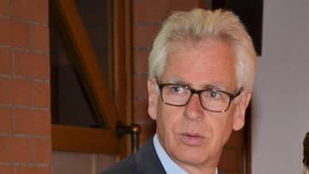 «Ich bin über die Vorwürfe von Seiten der SVP mässig erfreut», sagte Raymond Tellenbach, Stadtammann von Bremgarten,
