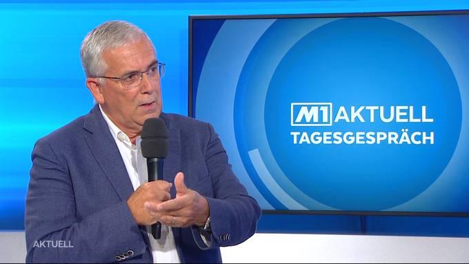 EVP-Grossrat Roland Frauchiger über seine Wiederwahlchancen