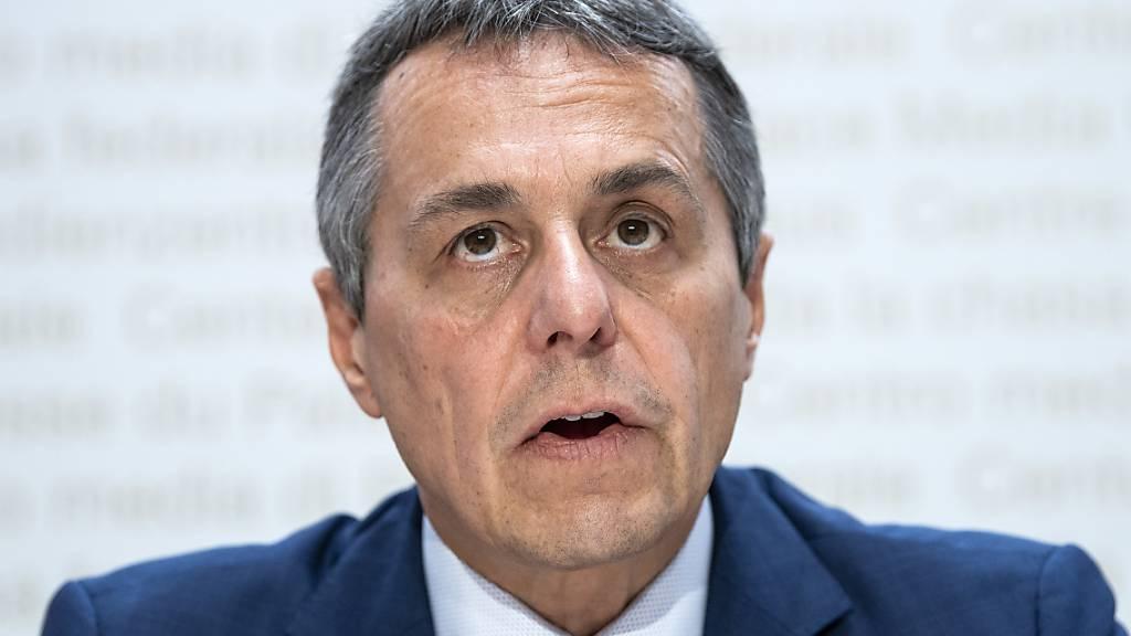 Cassis interveniert im Fall der Botschaftsangestellten