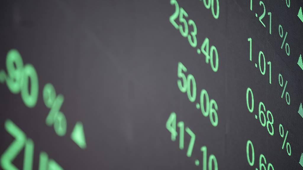 Leitindex SMI klettert wieder über Marke von 10'000 Punkten